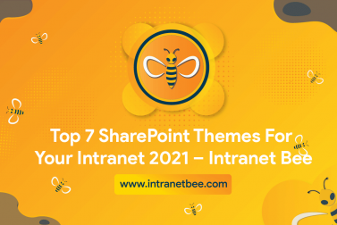 Top 7 SharePoint themes for your Intranet 2021 – Intranet Bee