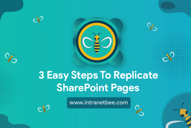 3 Easy Steps to Replicate SharePoint Pages