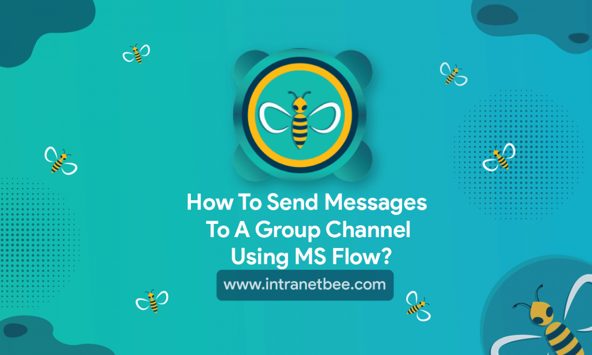 Send Messages To a Group Channel Using MS Flow