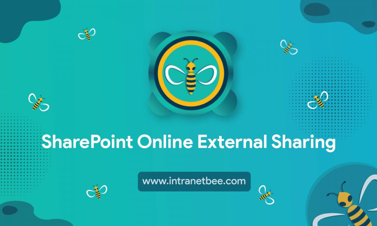 SharePoint Online External Sharing