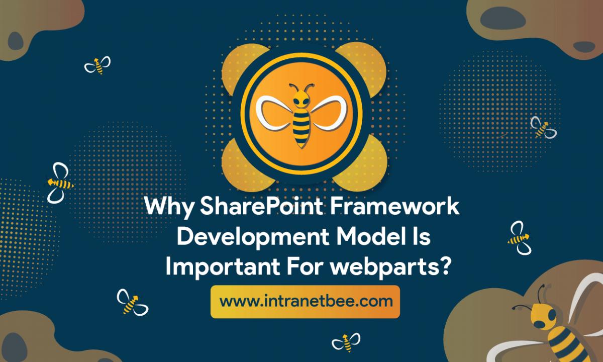 SharePoint Framework development model