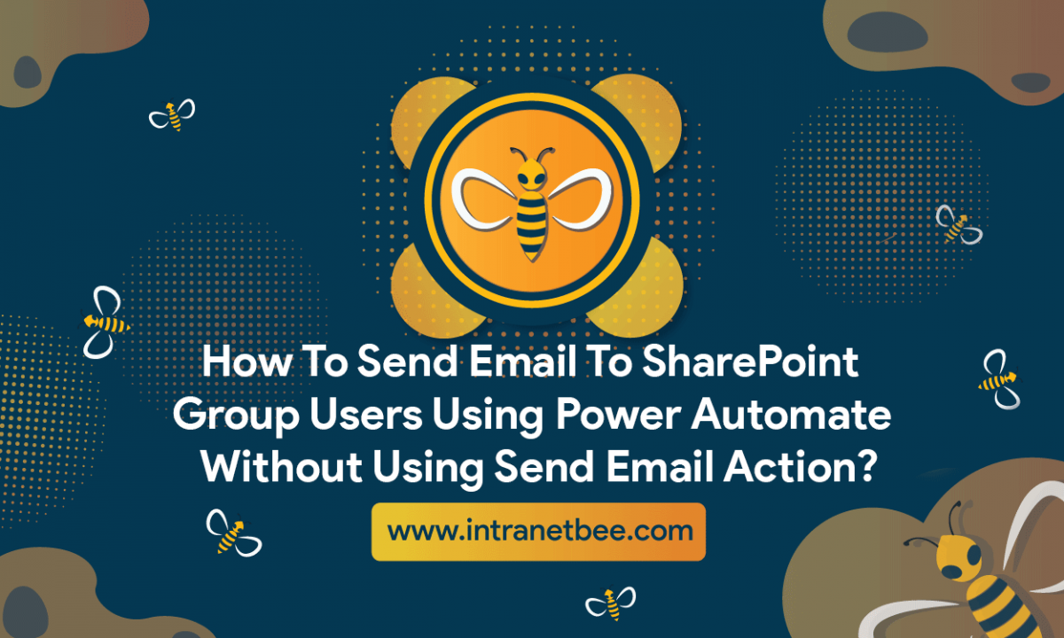 SharePoint Group Users Using Power Automate