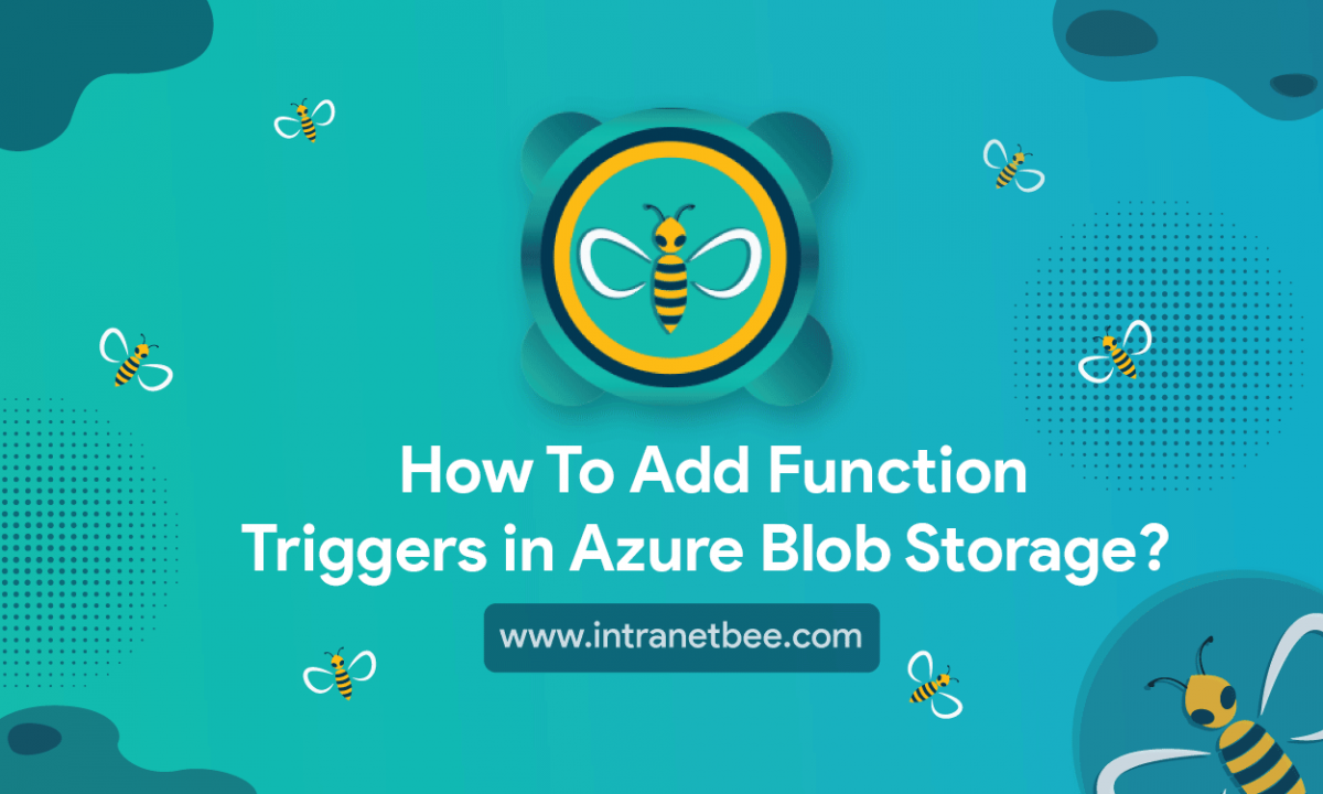 Add Function Triggers in Azure Blob Storage