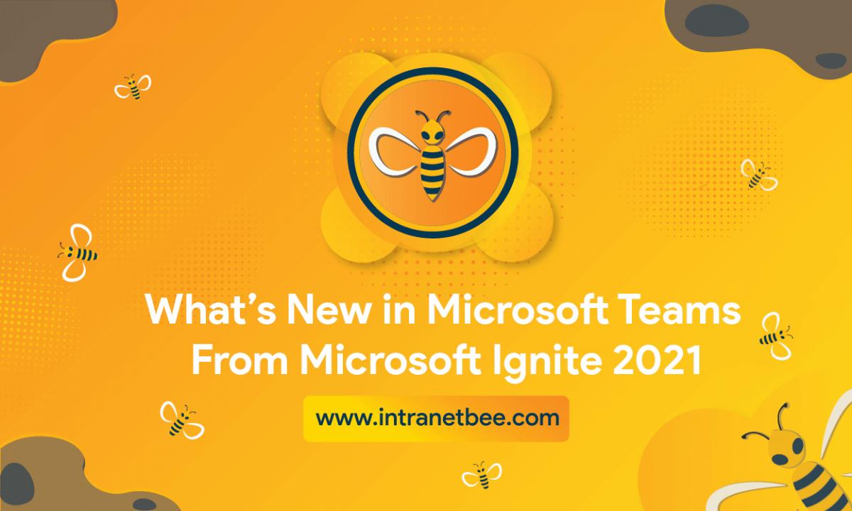 New in Microsoft Teams From Microsoft Ignite