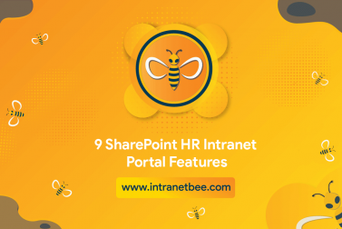 9 SharePoint HR Intranet Portal Features