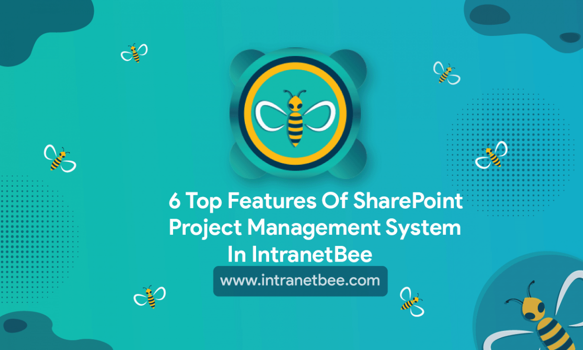 SharePoint Project Management System in Intranet Bee