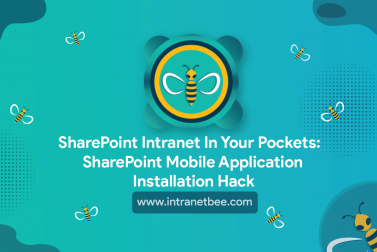 SharePoint Intranet in Your Pockets: SharePoint Mobile Application Installation Hack