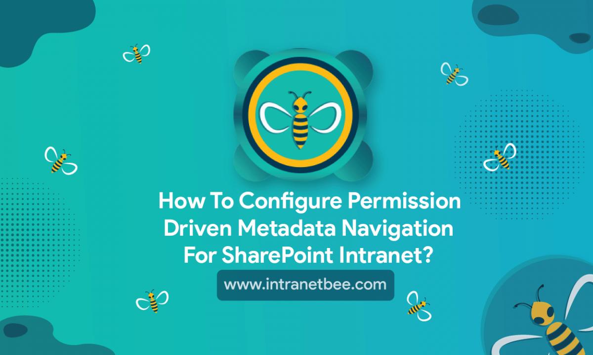 Permission Driven Metadata Navigation
