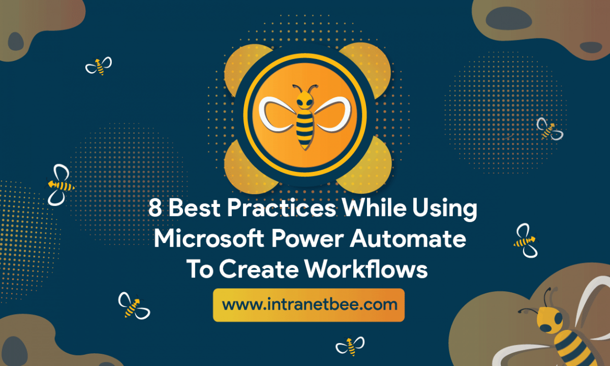 Microsoft Power Automate to Create Workflows