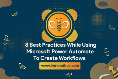 8 Best practices while using Microsoft Power Automate to Create Workflows